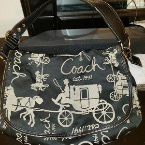Authentic Coach Handbag
